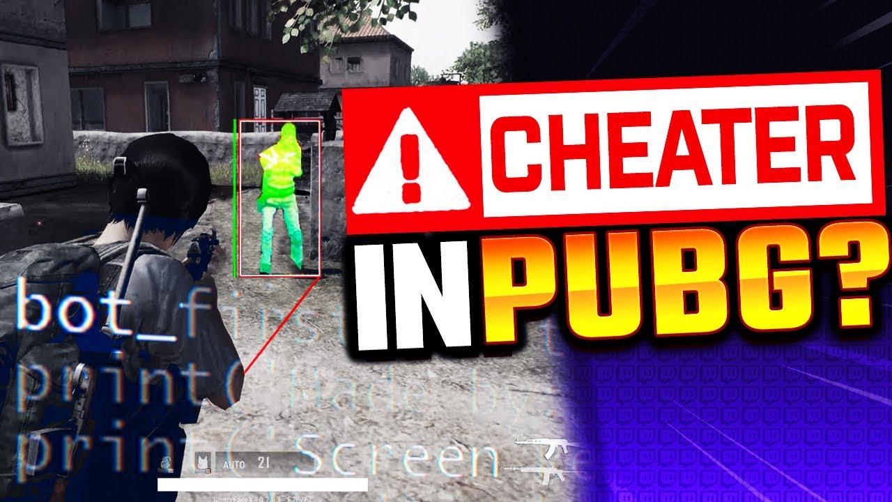 Nicht jeder CHEATET, aber? - PUBG Hack & Cheat Problem
