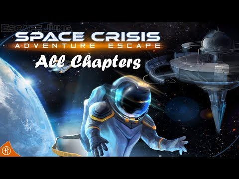 Adventure Escape : Space Crisis All Chapters Full walkthrough