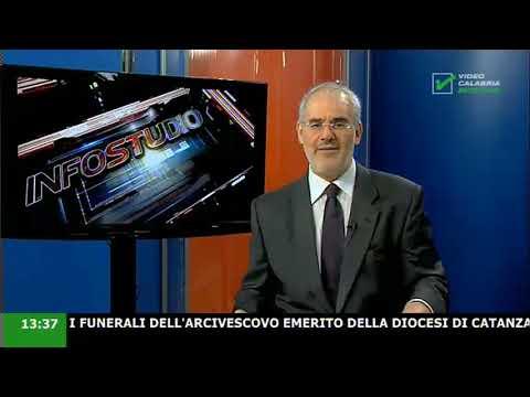 InfoStudio il telegiornale della Calabria notizie e approfondimenti  - 02 Luglio 2021 ore 13.30