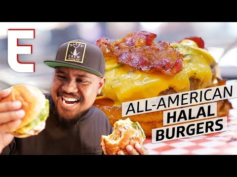 Detroit's Best Burger is Prepared Halal in a Gas Station — Cooking in America