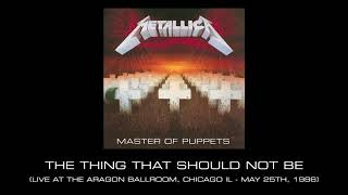 Metallica: The Thing That Should Not Be (Live at the Aragon Ballroom) YouTube Videos