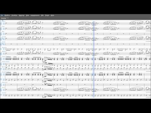 Pinocchio | Free Sheet Music for School Ensemble