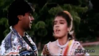 Tu Aaja Meri Bahon Mein - Alka Yagnik, Kumar Sanu - Gair (1993) Ft Raveena, Ajay {Bollywood Hindi }