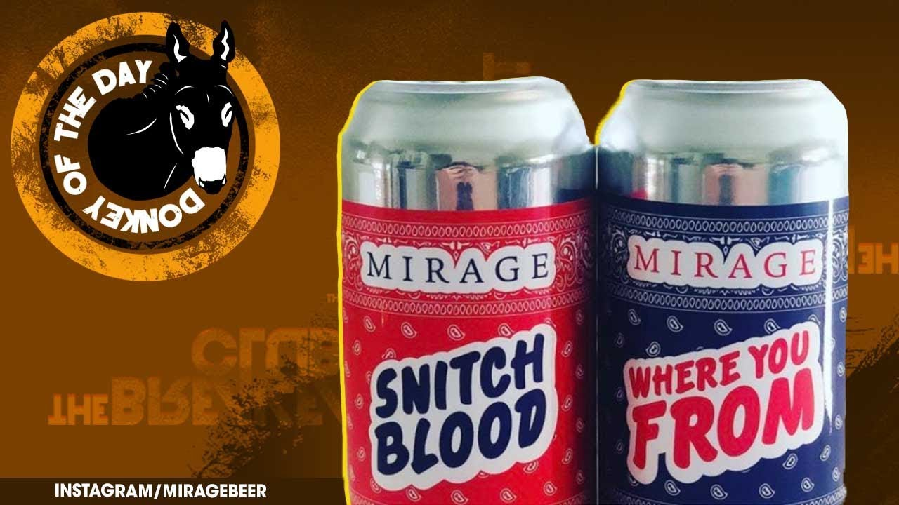 Seattle Beer Company Cancels Release Of Crips And Bloods Themed Beers