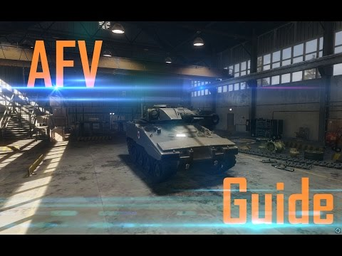 Armored Fighting Vehicles: Guide Tutorial
