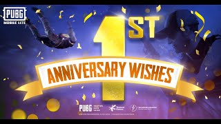 PUBG MOBILE Lite Completes 1 Happy Year!