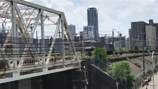 JR貨物 EF210 桃太郎 JR東海道本線 新大阪 淀川鉄橋付近