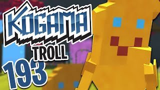 Trolluje ludzi na serwerze! - Kogama - Gameplay Part 193 Gry Online (Brot 2020)