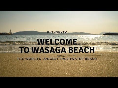 Welcome to Town of Wasaga Beach , Ontario CANADA
