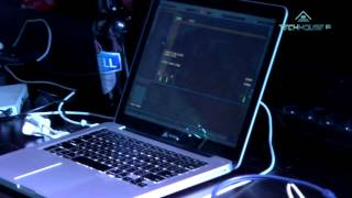 4. workshop techhouse.sk - práca s Ableton - základy masteringu od Miloša Fedora