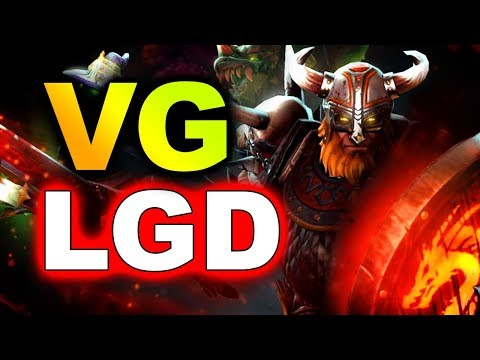 LGD Vs VG - GRAND FINAL - China Professional League DOTA 2