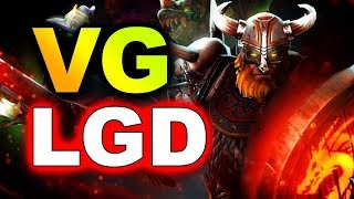 LGD vs VG - GRAND FINAL - China Professional League DOTA 2