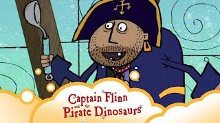Captain Flinn: Flinn's  Pest Control  S1 E36 | WikoKiko Kids TV