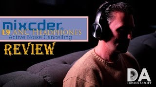 MIXCDer E9 ANC Headphones Review | 4K
