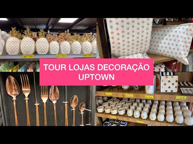 TOUR LOJAS DE DECORAÇÃO: ACHEI UMA LOJA INCRÍVEL!