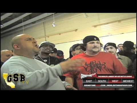 Golden State Bullies presents: Jabberjawz & Cobalt vs. Fredo & Joe Cutter (Promo Battle)