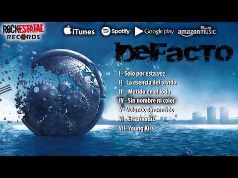 Defacto - Fugaz (Disco Completo Oficial)