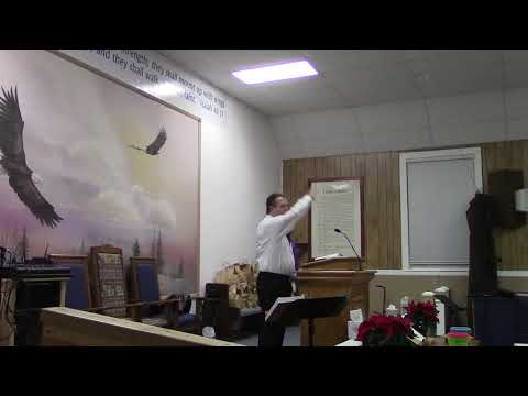 Pastor Vern Hall- Flat Earth Doctrine and Pagan Origins (Dec. 18, 2019) thumbnail