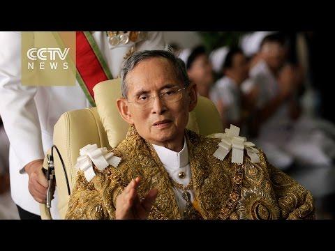 Thai King Bhumibol Adulyadej, the world