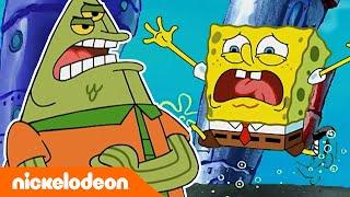 SpongeBob Kanciastoporty   5-minutowy odcinek   Łobuz   Nickelodeon Polska