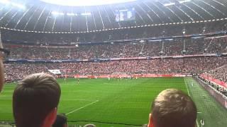 4. FC BAYERN VS FRANKFURT