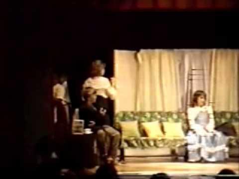 Cherokee Lane Elementary School My Fair Lady Scenes1986