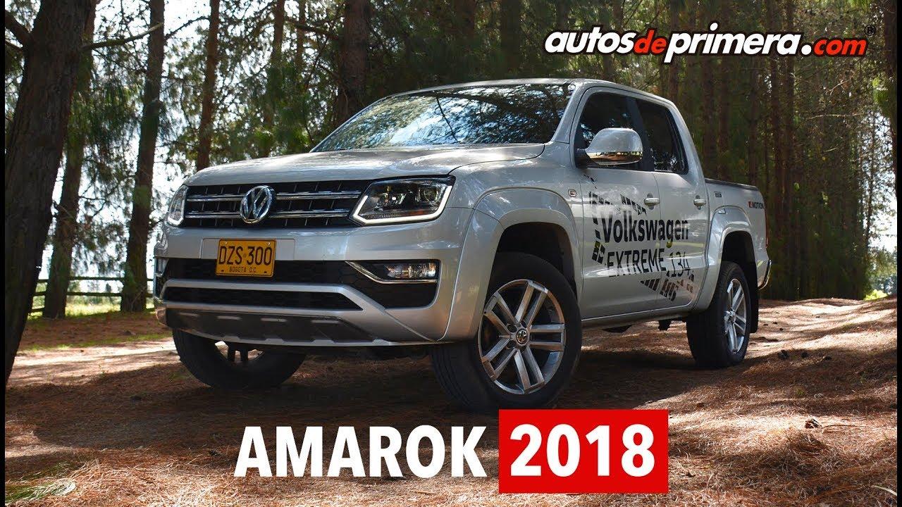 nueva volkswagen amarok 2018 en colombia fuerte robusta y confortable youtube. Black Bedroom Furniture Sets. Home Design Ideas