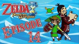 [WT] [Darkboop] Zelda Phantom Hourglass 14 - Temple de Gel et Grappin [100%]