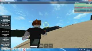 ROBLOX RIC How to go underground