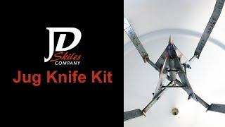 Jug Knife Kit For Poly Inductor Tanks