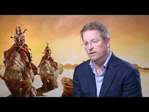Andrew Stanton interview on John Carter