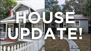 House Update! DreamStone Diaries Episode 12