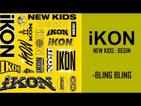 IKON BLING BLING (MP3) + DOWNLOAD