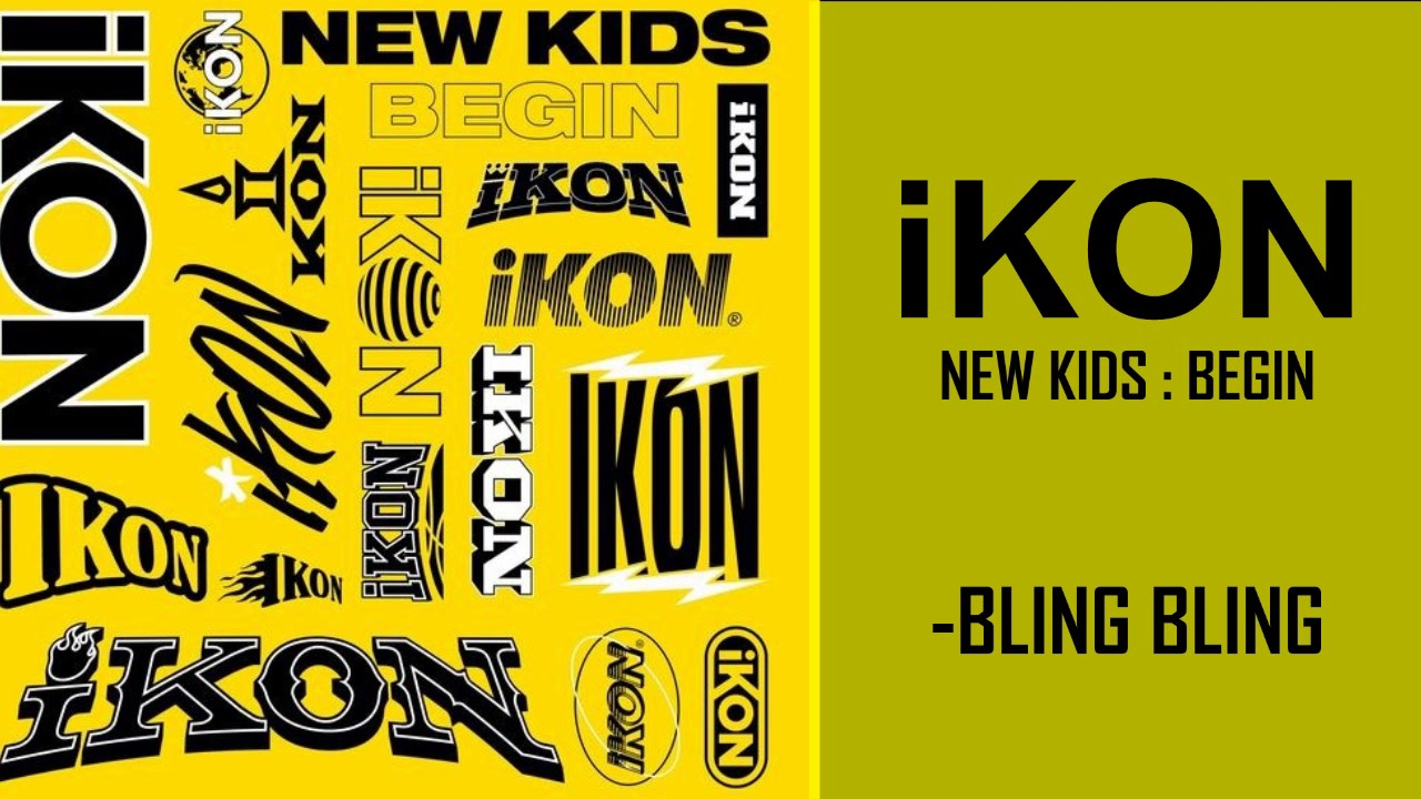 IKON BLING BLING (MP3) + DOWNLOAD