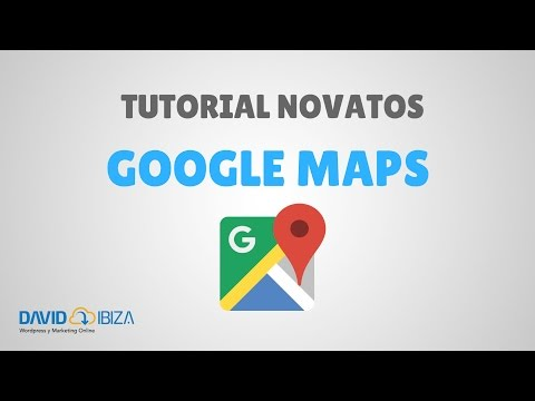 Tutorial de Google Maps - Especial Principiantes 2019 thumbnail