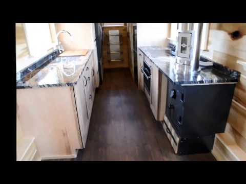 """Huge """"tiny house"""" is home to a family of five"""