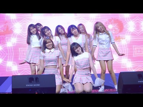 170421 Venus cover TWICE - Do It Again + Like OOH-AHH + KNOCK KNOCK @ Thailand Comic Con Cover Dance