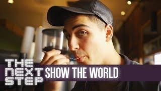 Trevor The Barista The Next Step Show The World 5
