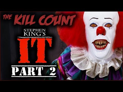 Stephen King's IT 1990 Miniseries PART 2 of 2 KILL COUNT