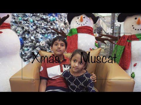Xmas Muscat Grand Mall 2018
