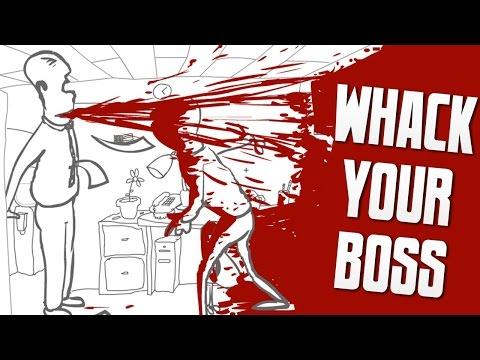 İşkenceci Çalışan !!!  (Whack Your Boss)