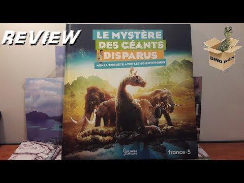 Presentation Livre Le Mystere Des Geants Disparus Larousse Jeunesse