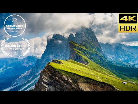 swiss-alps-and-italian-dolomites-4k-hdr---timelapse-collection