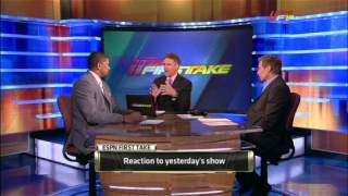 Download Fallout from Jalen Rose comments to Skip Bayless Mp3 and Videos