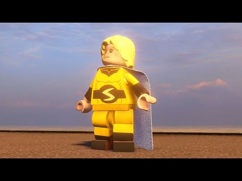 LEGO Marvel's Avengers - Sentry | Free Roam Gameplay (PC HD) [1080p60FPS]