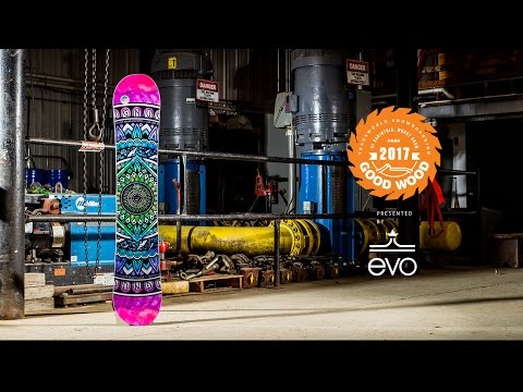 Best Snowboards of 2016-2017: Gnu Ladies Choice  - Good Wood Snowboard Reviews
