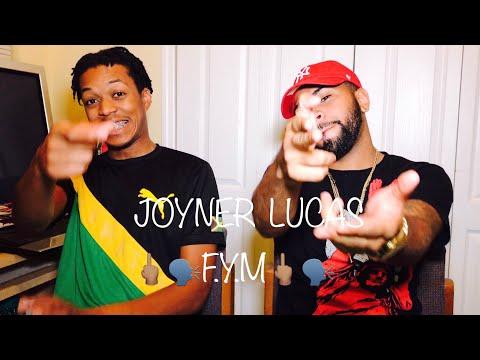 Joyner Lucas -F Y M (508)-507-2209 (Audio Only)| REACTION ((FVO))