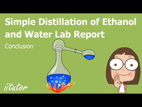 √ Distillation Of Ethanol And Water | Energy | Chemistry