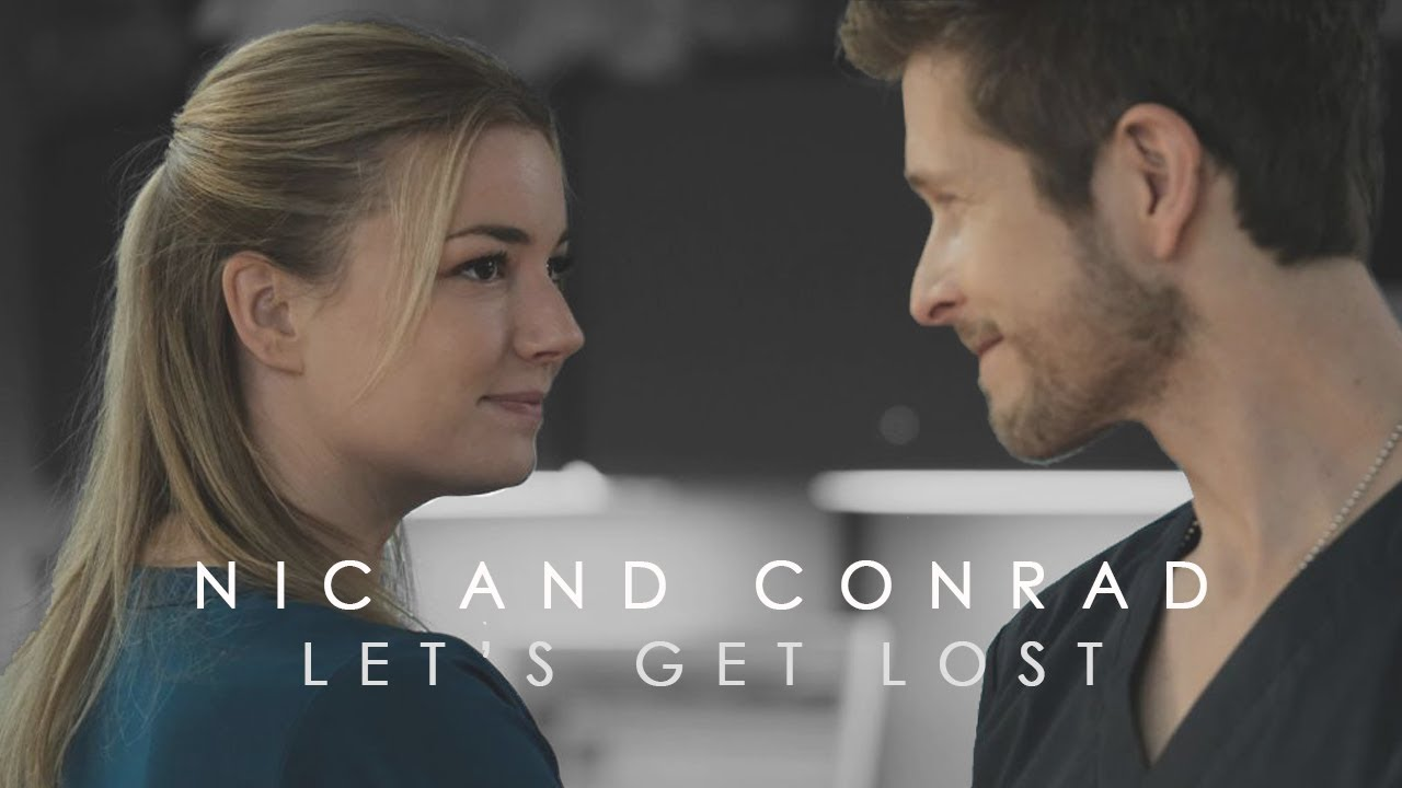 [ The Resident ] Nic & Conrad - Let's Get Lost - YouTube