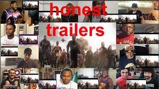 Honest Trailers : Avengers Infinity War 2018 of Marvel